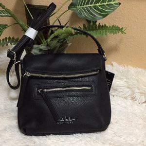 NWT Nicole Miller Crossbody Handbag